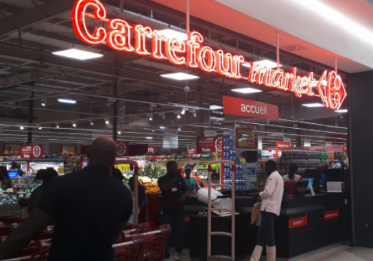 680387419 Official opening Carrefour Market Yopougon Abidjan, Côte d'Ivoire
